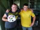 Finale v ročnem nogometu za nagrade Hiše mladih